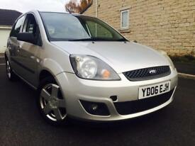 FORD FIESTA ZETEC 1.2 FACELIFT 1 OWNER STACKS OF INVOICES WELL MAINTAINED TIMING BELT CLUTCH DONE
