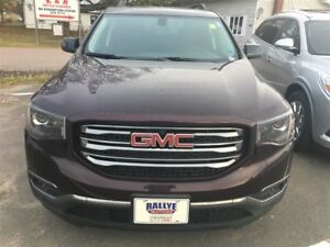 2017 GMC Acadia SLE-2, Sunroof, Save Over $11,500