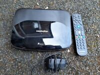 Manhattan T3-R 500GB Freeview Player Recorder