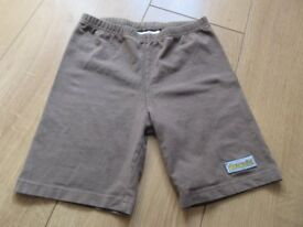 GENUINE BROWNIE UNIFORM - SHORTS waist 24 inch (elasticated) - PERFECT CONDITION