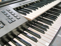 Vintage YAMAHA Electone EL-7 88 Key Electronic Organ (WH_3446)