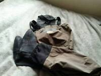 Scierra cc3 breathable chest waders
