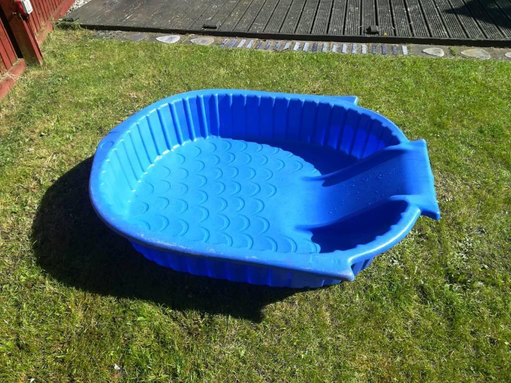 Hard Plastic Paddling Pool In Loughor Swansea Gumtree