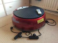 Vibrapower Disc vibration platform exercise machine
