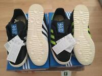 BNIB x 2 Adidas originals Samba speziel size 8