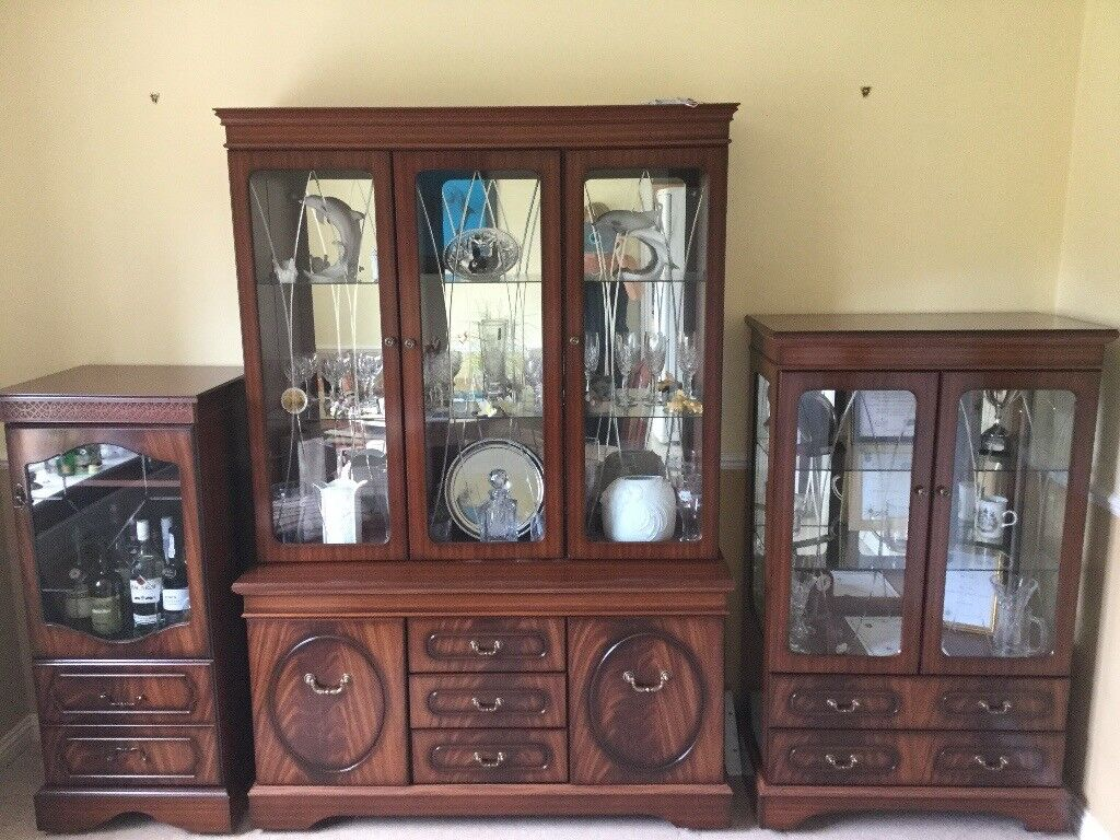 Glass Display units for sale