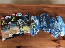 Lego 10186 General Grievous, Ultimate Collection Series USC, Complete, No box, collectible