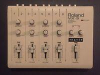 Roland MX-5 Stereo Mixer