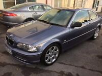 2002 - BMW 3 SERIES COUPE 330 CI SE 2DR AUTO