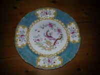 DECORATIVE ANTIQUE PLATE