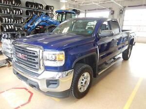 2015 GMC Sierra 2500HD WT TOY HAULER