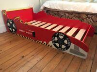 Babylo Racer Car Toddler Bed