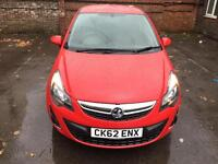 VAUXHALL CORSA 1.2 ONLY 27000 MILEAGE NEW MOT