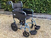 Lightweight Wheelchair brand new