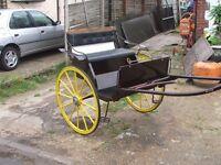 crowland horse cart 12-14hnd