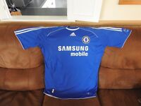 For Sale - Chelsea FC football shirt , size - XL as new condition