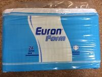 Euron Form Adult incontinence nappies / pads