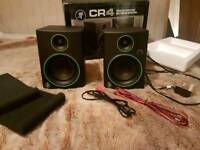 Mackie CR4 Creative reference multimedia monitors - Studio monitors - Speakers