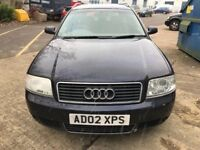 AUDI A6 2.4 PETROL SPORT ESTATE VERY GOOD DRIVE WITH FULL SERVICE HISTORY