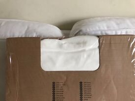 MOVING SALE- Brand new 3 body sofa. Excellent condition. Ektorp Ikea with new unopened covers