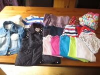 Girl clothes bundle (3/4 + 4/5 years old) - 16 items
