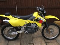 Drz 400 only 1170 miles