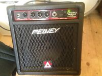 PEAVEY MICRO BASS COMBO AMPLFIER - £25 or Very Nearest Offer