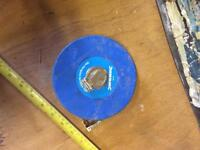 Silver line 30m tape