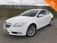 2010 VAUXHALL INSIGNIA EXCLUSIV 2.0 CDTI 160PS - 72K MILES - F.S.H - GREAT VALUE - 6 MONTHS WARRANTY