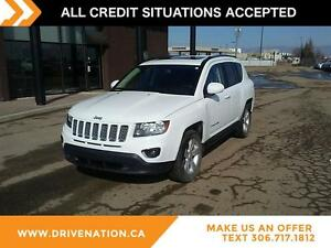 2016 Jeep Compass Sport/North WARRANTY 4X4 LOW KM'S