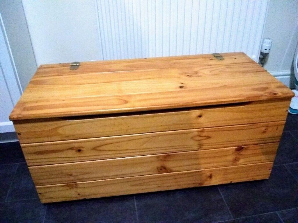 Pine chest | in Woodbridge, Suffolk | Gumtree