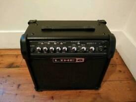 Line 6 Spider IV 15 Guitar Amp [Mint Condition]