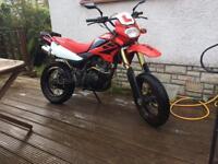 Tmec 125 for sale/swap maybe partX