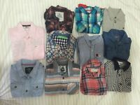 11 Shirts for 3-4 year old boy, fantastic condition