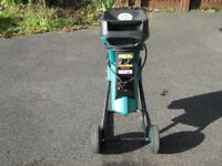 BOSCH MULCHER (SHREDDER) ON WHEELS