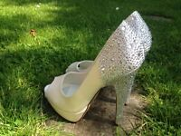 Stunning Wedding Shoes By PINK
