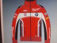 MILWAUKEE BMW MOTORSPORT FLEECE (LARGE)