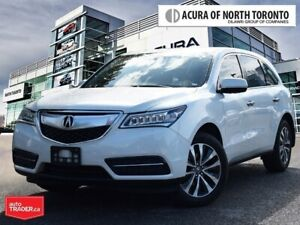 2015 Acura MDX Tech at No Accident| DVD| Blind Spot