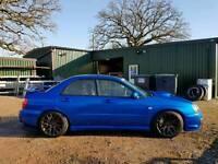 Subaru impreza turbo jap fast