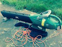 Quality Draper electric leaf blower, vacuum, mulcher - London E17, Walthamstow