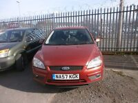 MMACULATE CONDITION FORD FOCUS 1.8 TDCI FSH LONG MOT