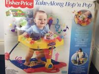 Fisher Price Baby Play Activity centre Hop and Pop