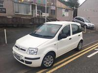 Reduced 2010 plate fiat panda 1.2 active just 63k