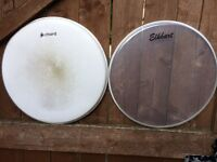 "Drums - 2 x 13"" Drum Heads"
