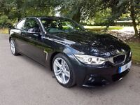 2014 BMW 420d M Sport Coupe NAV | Leather | Bluetooth | Free BMW Dealer Servicing Pack