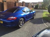 Porsche Cayman S 3.4 top spec