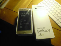 Galaxy J5 for sale brand new