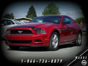 2013 Ford Mustang COUP? V6 + MAGS 17[Quotations] + SEULEMENT 22