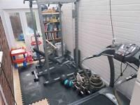 Bodymax gym floor mats