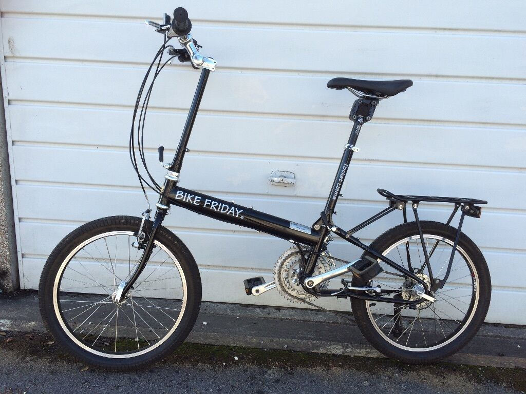 Bike Friday Pocket Llama In As New Condition High Specification